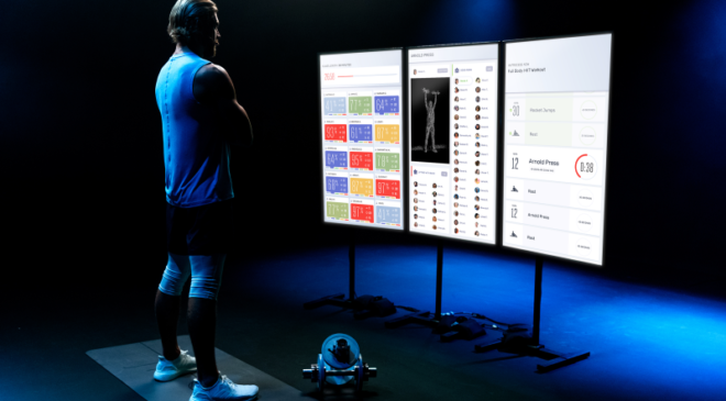 AI home gym equipment startup Tempo raises $60 million