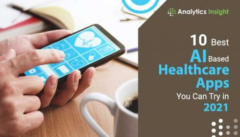 10 AI based Healthcare Apps