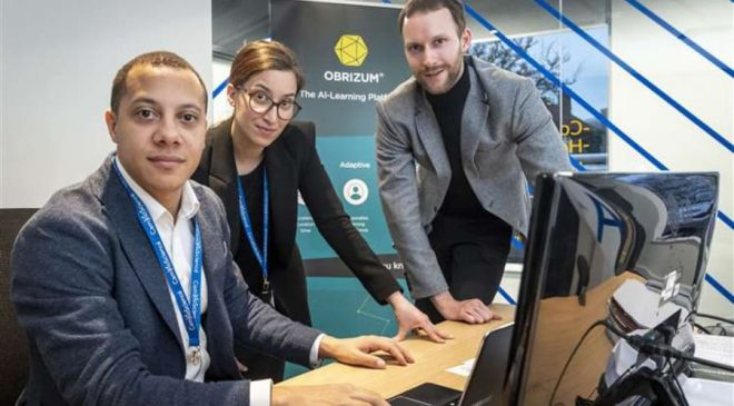 Cambridge-based OBRIZUM bags £1.8M funding to create AI training programmes for organisations