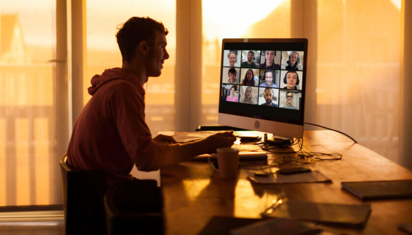 As remote work remains in place, AI helps businesses accelerate collaboration