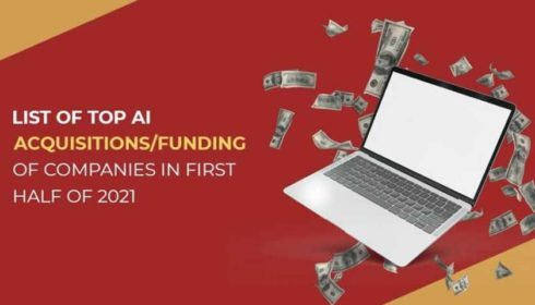 AI Acquiaitions and Funding first halt 2021