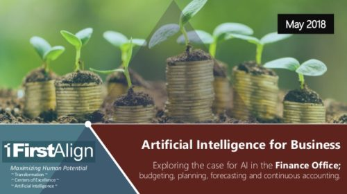AI for business - Finance Office