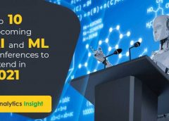 Top 10 upcoming AI and ML conferences to Attend in 2021