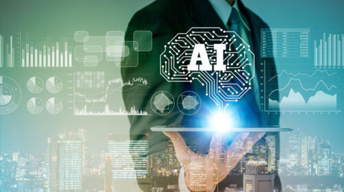 AI powers business