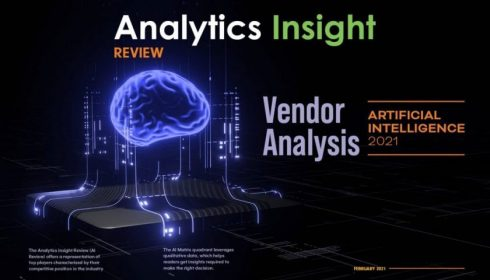 AI for Vendor Analysis 2021