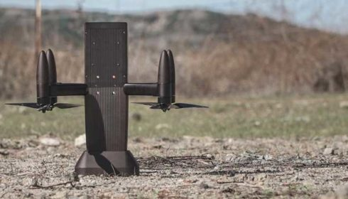 Andruil drone
