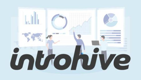 Caricature of group and graph - Introhive