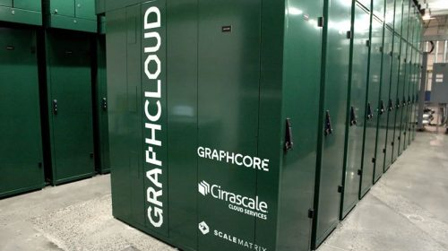 Graphcore cloud services