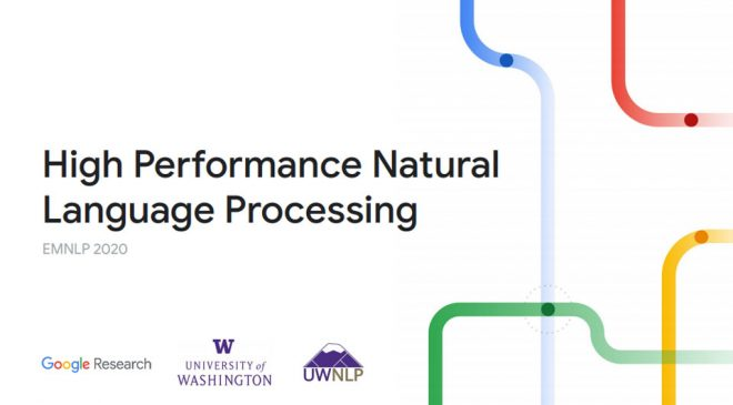 "High Performance Natural Language Processing – tutorial slides on ""High Perf NLP"" are really impressive"