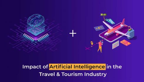 Impact of AI on travel and tourism