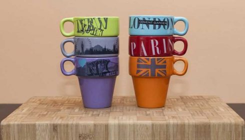 Location cups