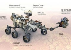 NASA's latest Mars Rover, Perseverance, will get help from AI on the Red Planet