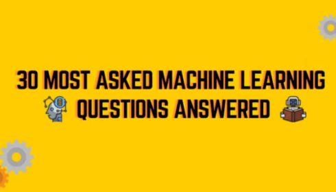 ML questions - answered