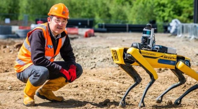 ORCA Hub secures £2.5M to help offshore energy industry use robots to inspect, maintain, and repair platforms
