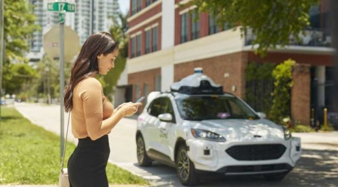 Argo AI, Ford & Lyft partnership provides robotaxi services to Lyft customers