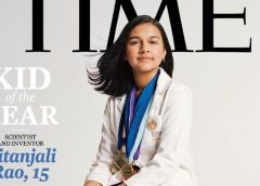 15-year-old who uses AI to solve world problems is Time's first-ever Kid of the Year