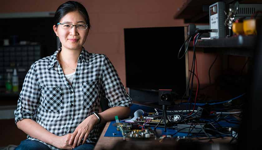 Vivienne Sze on crossing the hardware-software divide for efficient artificial intelligence