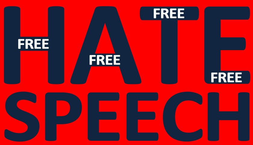 Hate - Free Speech