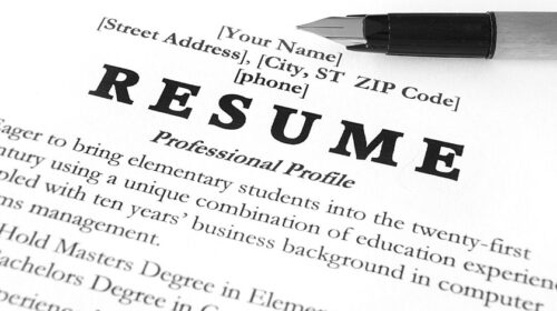 Automated Resume Classification