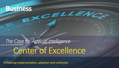 The AI: Center of Excellence
