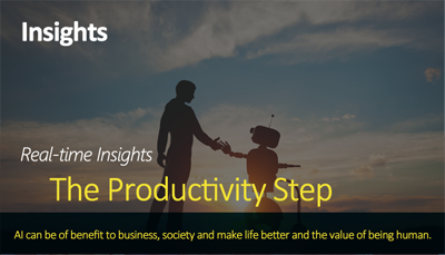 Insights: The Productivity Step